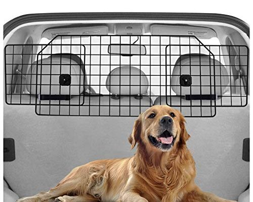 Chevy Tahoe Dog Barrier