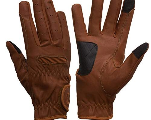 Leather Equestrian Gloves
