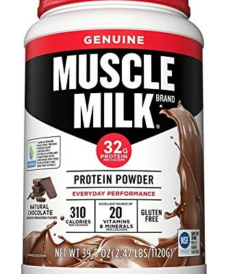 Muscle Milk Natural Chocolate