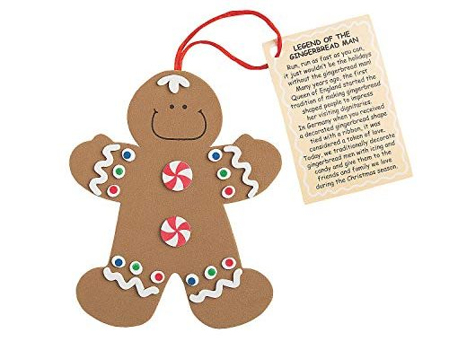 Legend Of The Gingerbread Man